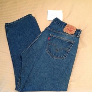 Levi's 501XX 36x30 In Excellent Condition